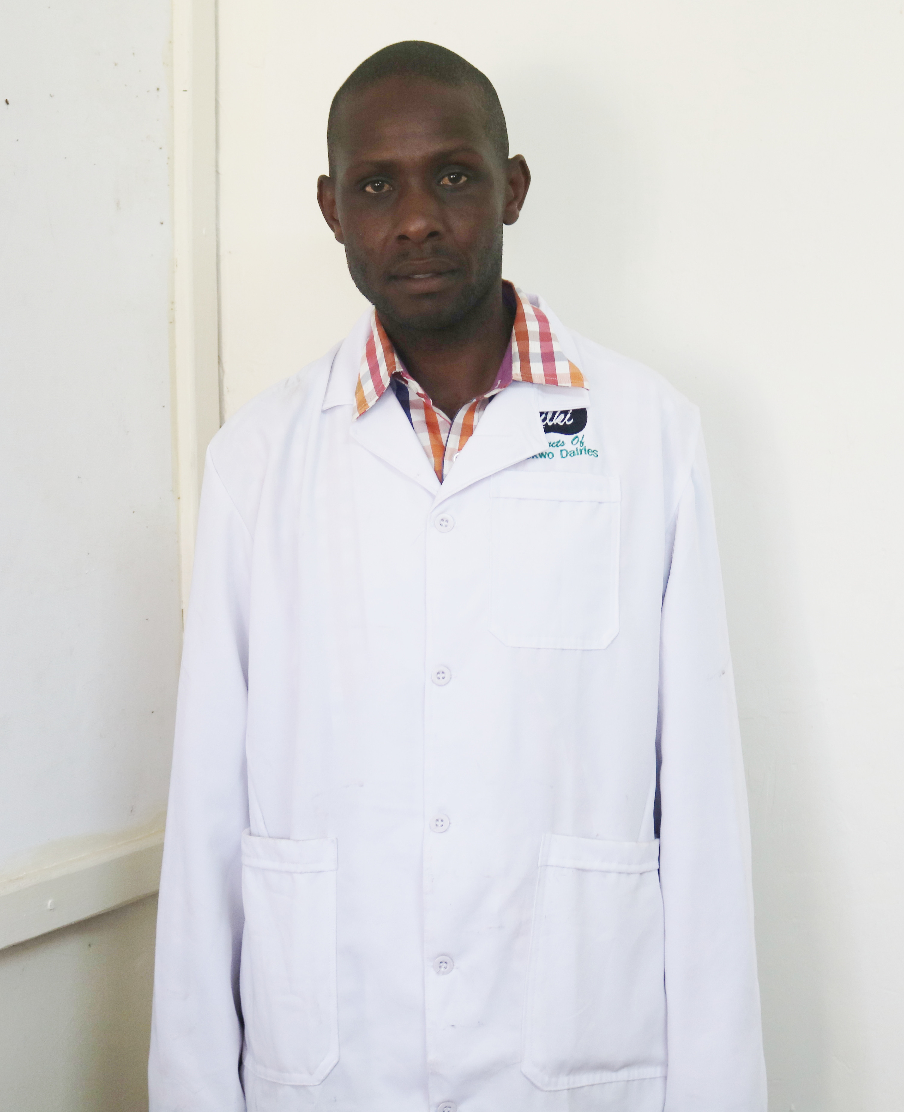 Reuben Rono - Production Manager
